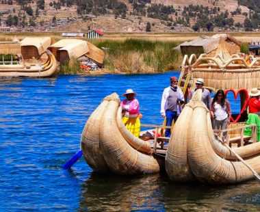 Lake Titicaca 2 Days / 1 Night