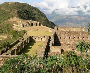 Choquequirao Trek 4 Days / 3 Nights