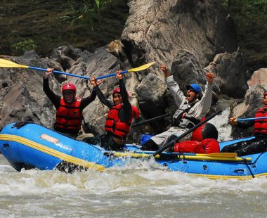 River Rafting Vilcanota Half Day