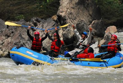 River Rafting Vilcanota Half Day