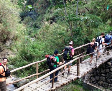 Inca Jungle Trail 4 Days / 3 Nights