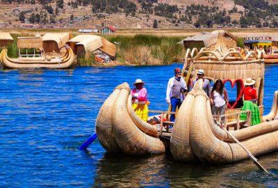Lake Titicaca 2 Days / 1 Night